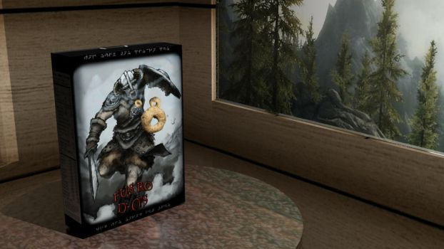 FUS RO DO's! Cereal for a true nord! by Unhodin