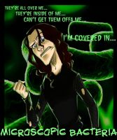 Weird Al: Germs by Crispy-Gypsy
