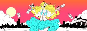Alice Alice by Andres-Blanco