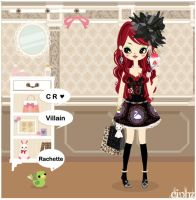 CR-poupee style by ciphz