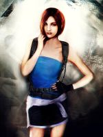 Jill Valentine - Resident Evil 3 costume by Kunoichi1111
