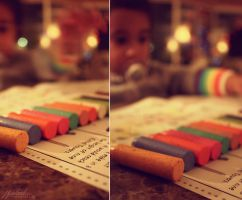 Colouring Sticks by sawah1