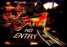 no entry) by awjay