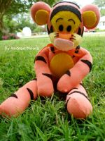 Sock Tigger by ArtsyAndreaM