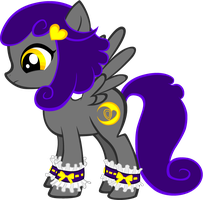 Illunaris the Nightpony by Sorarey