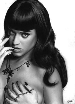 Katy Perry Esquire by Charlzton