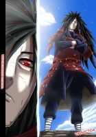 Uchiha Madara Return by valvicto4