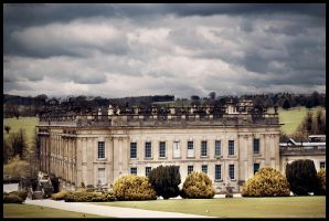 Chatsworth House by dxd
