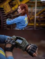 Fallout 3 - Vault dweller [2] by atomic-cocktail