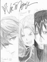 The Voices of Vic Mignogna by Lady-Koisuki