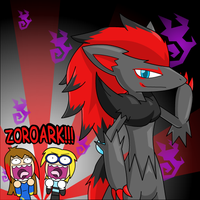 ZOROARK by UMSAuthorLava