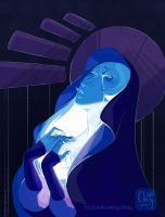 Blue Diamond by Chely103