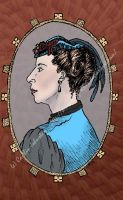 Victorian Lady by DrummerGirl375