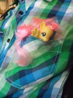 Fluttershy Pocket Pony by ecmc1093