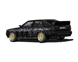 Audi Urquattro by LindStyling
