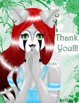 Thank You!!! by Ashira2112
