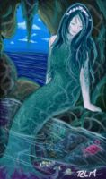Mermaid Solitude by blissfully-unaware