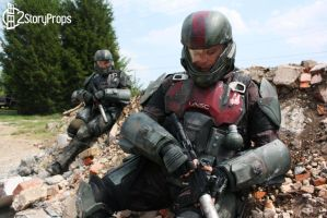 """We Are ODST"" by torsoboyprops"