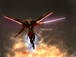 Gundam Seed Wally by shurai