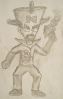 Dr. Neo Cortex by doodle-guy7