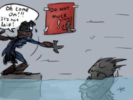 Legacy of Kain, doodles 17 by Ayej