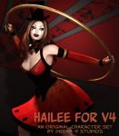 Hailee V4 by LizzieDream9
