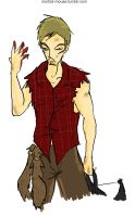 Its Daryl Dixon by 13MorbidMouse13