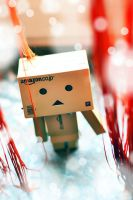 Danbo by M-Nedwed
