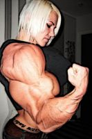 Bicep Beauty by zjefvanutsel