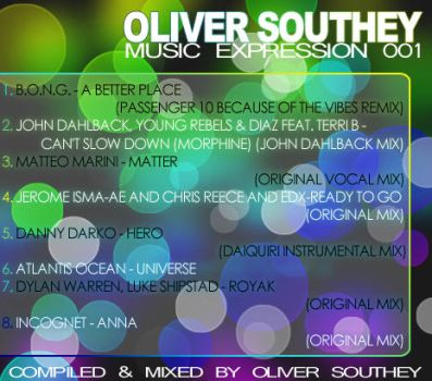 Oliver Southey Mix - Cover by SebastienL