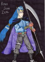 King Jhan Zeal 2 by FaluuVaud