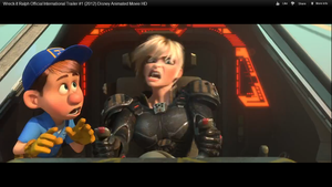 Funniest face in Wreck-It Ralph by Kikithehedgehog1275