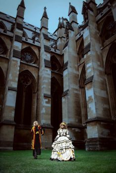 Versailles - holy grail by Camui--Gackt