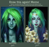 Draw this again! (4) by Junica-Hots