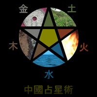 Pentacle Chinese elements by screw-dr-jekyll