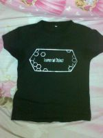 Scraps - Sword Art Online T-Shirt (Front) by finnel-harvestasya