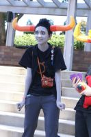 Tavros Cosplay AWA 2013 by Nuerii
