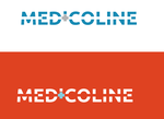 Medicoline - medical shop logo by petrsimcik