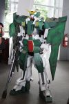 Gundam Dynames - 1 of 4 by Clivelee