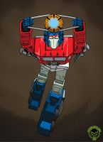 Powermaster Prime - colours by hellbat