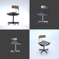 Chairpack by witaj