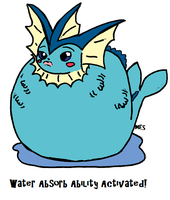 Water Absorb Ability Activated by AruneProject