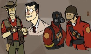 Why is Sniper Uncomfortable by authordepechepolitik