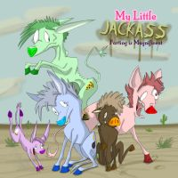 My Little Jackass: Farting Is Magnificent by BavarianZombieBoy