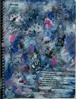 Notebook Cover 1 by Nevermind425