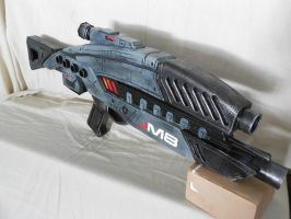 M8 Avenger (foam) with Lights! by bobsideways