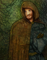 Robin Hood by LibertineM