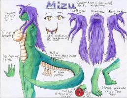 Mizu Reference  sheet by Rictor-Omaga