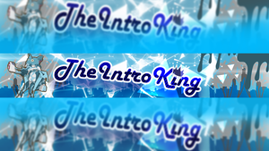 Theintroking channel art by JpadArts