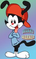 Wakko Warner by HyperGirl95
